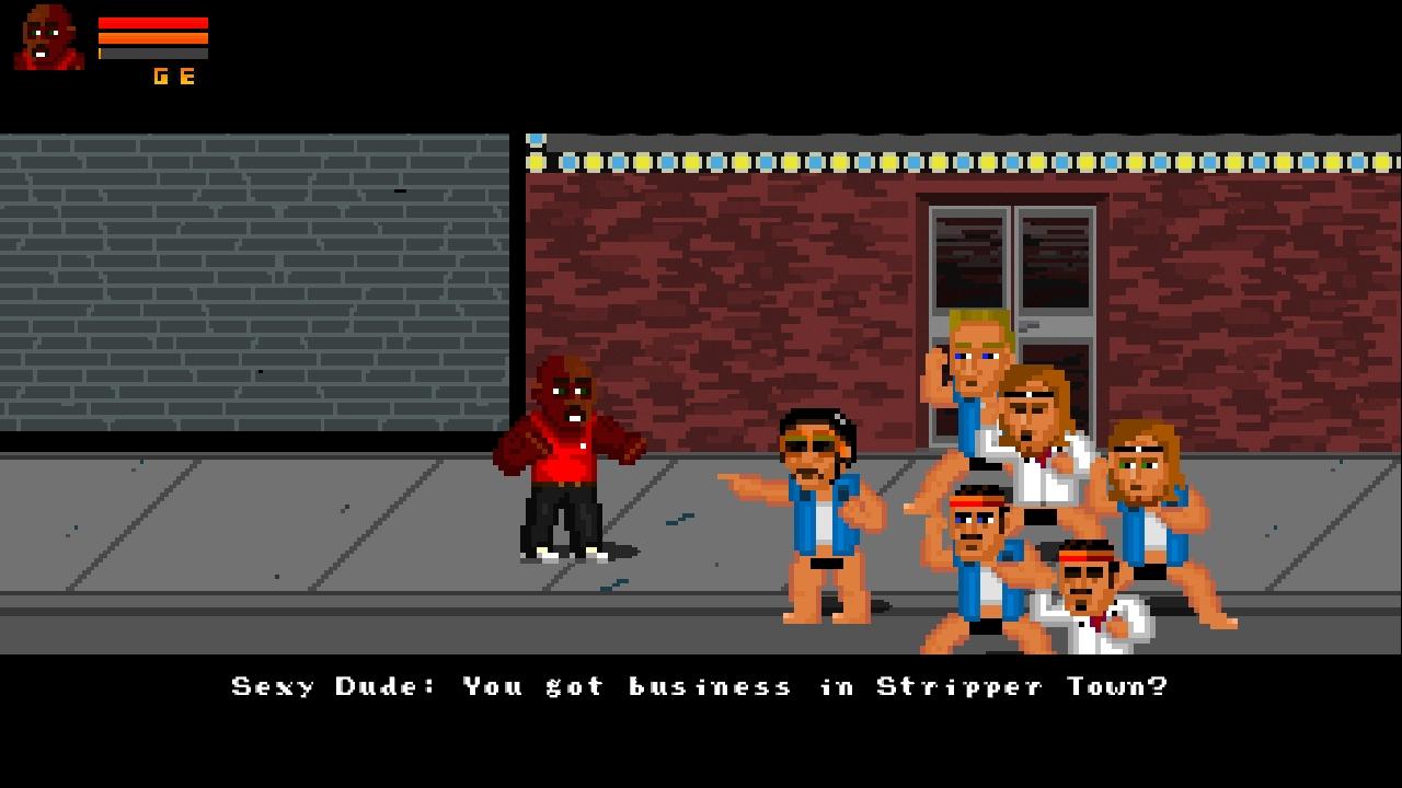 Fist Puncher screenshot