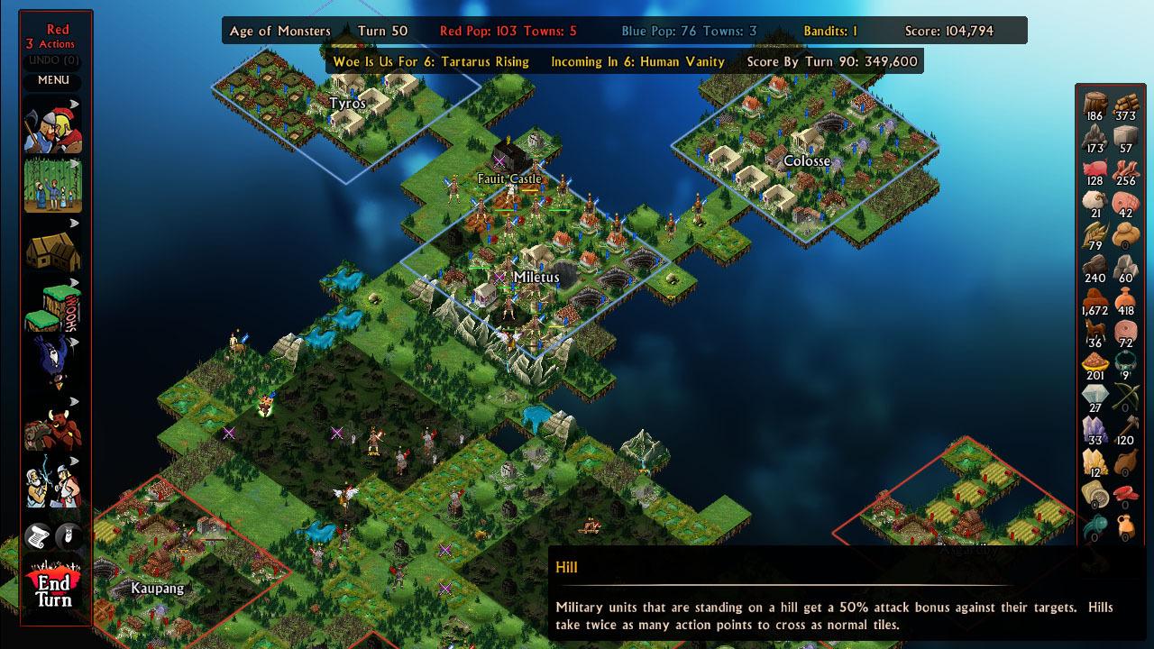 Skyward Collapse screenshot