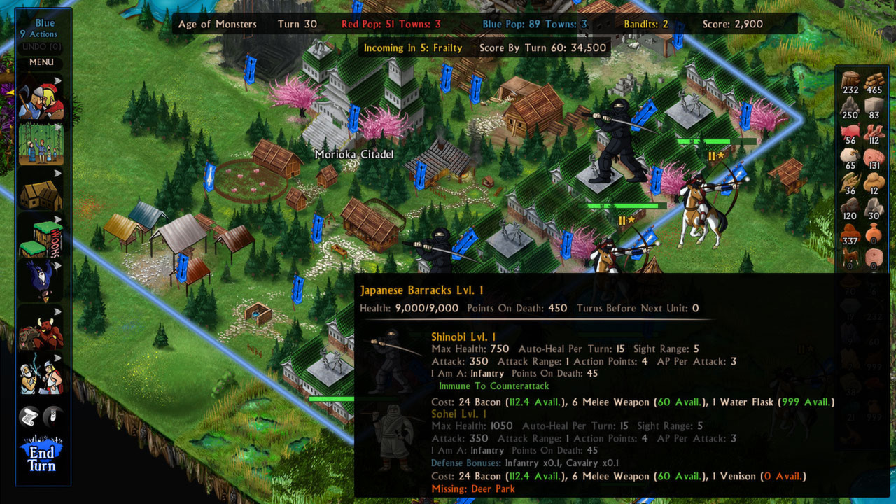 Download Skyward Collapse: Nihon no Mura Full PC Game