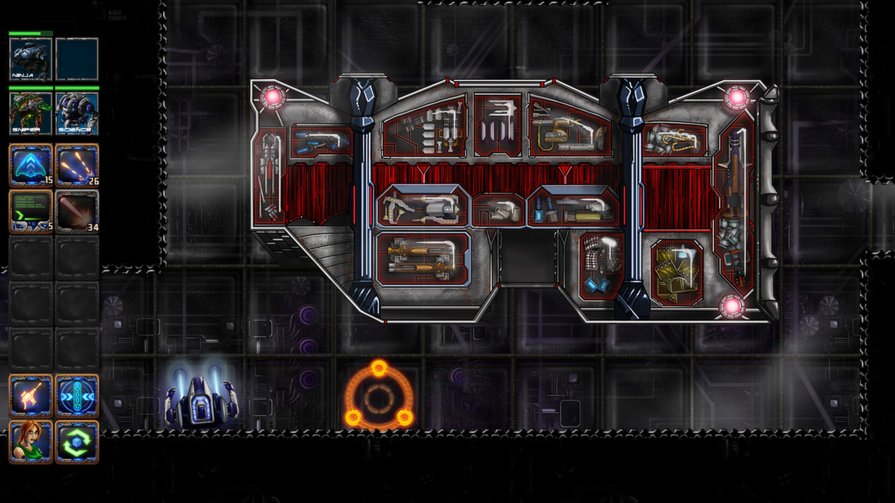 Bionic Dues screenshot