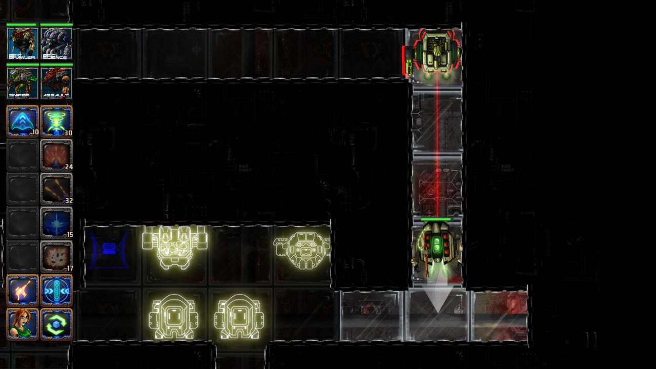 Bionic Dues screenshot