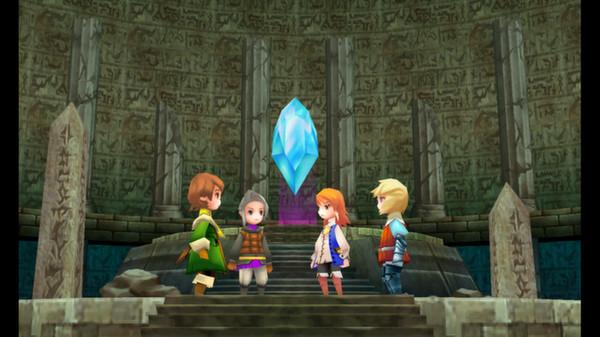 Download Final Fantasy III PC version