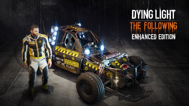 Dying Light The Following Paint Jobs