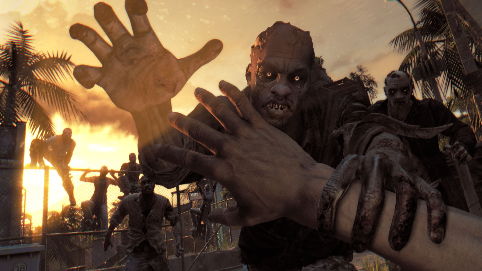 Dying Light The Following Enhanced Edition ESPAÑOL PC Full