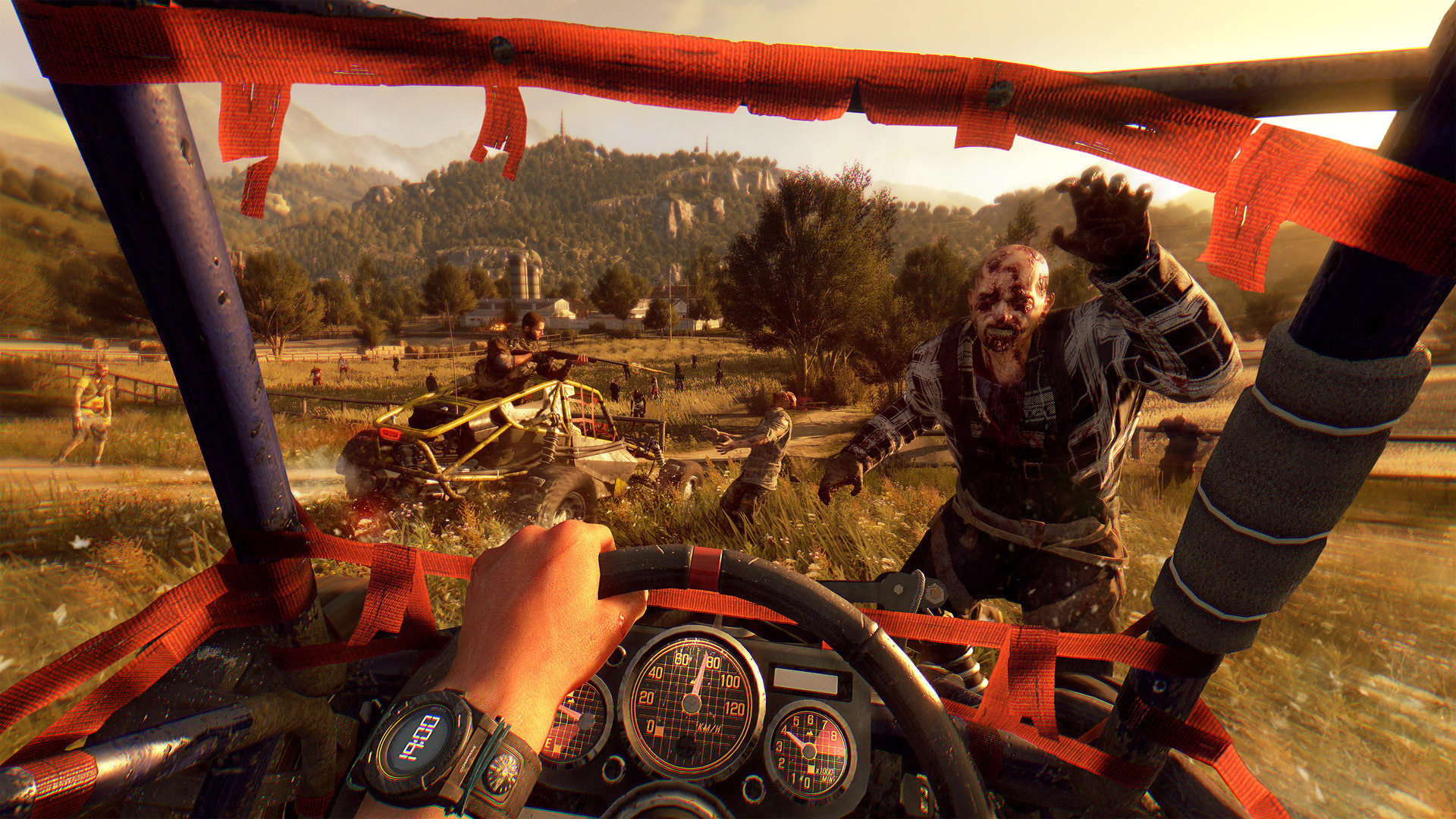 Dying Light: The Following - Enhanced Edition screenshot 1