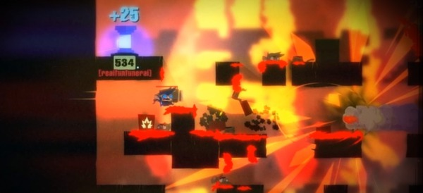 скриншот Gun Monkeys 3