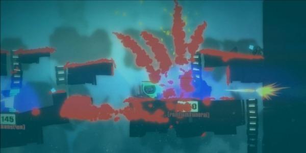 скриншот Gun Monkeys 4