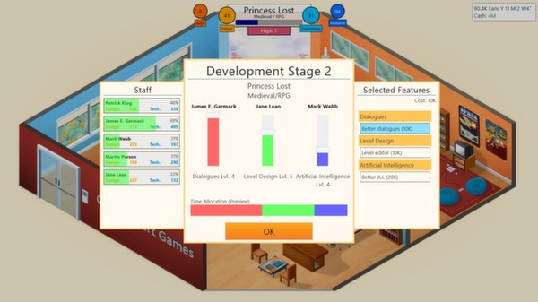 Game Dev Tycoon (PC) 2013