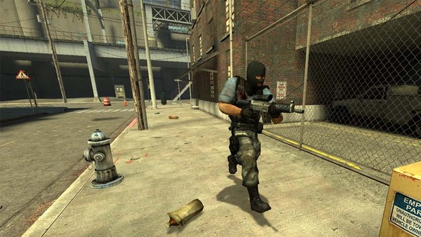 Counter Strike Source Counter Strike Source on