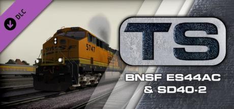 Train Simulator: BNSF ES44AC & SD40-2 Loco Add-On