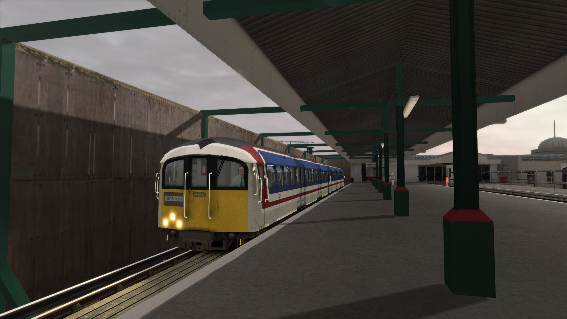 Train Simulator: Isle of Wight Route Add-On screenshot