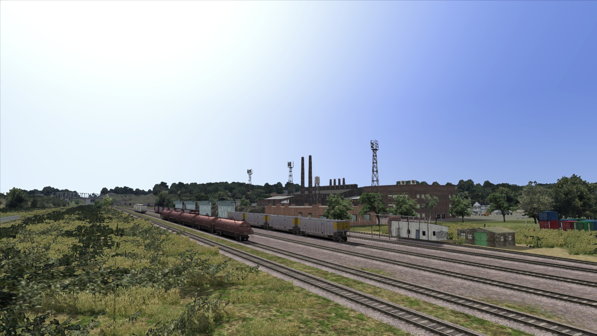 Train Simulator: Rascal & Cottonwood Route Add-On screenshot