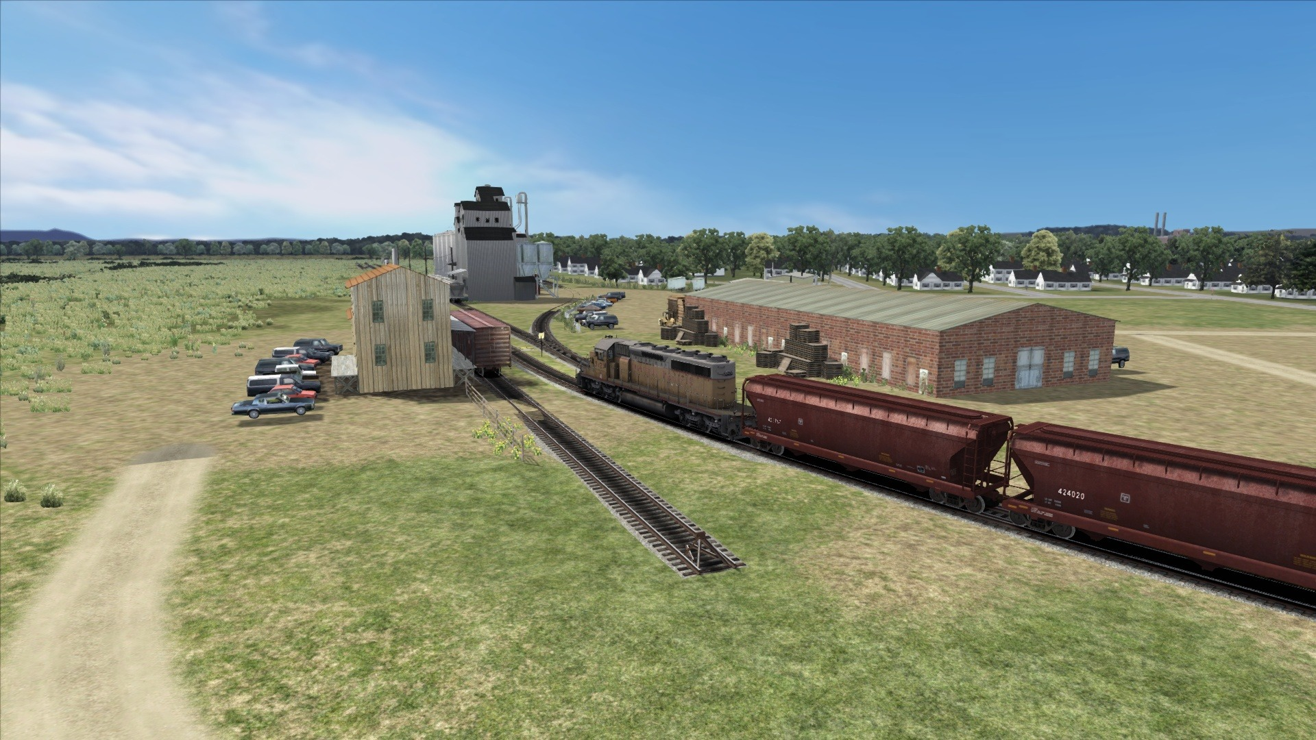 Train Simulator: Colton & Northern Route Add-On screenshot