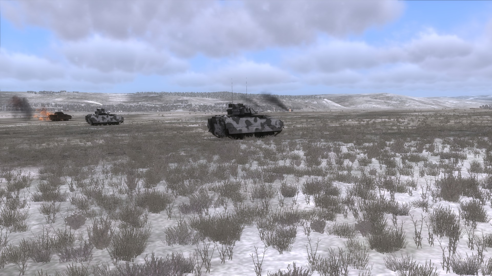 DCS: Combined Arms 1.5 screenshot