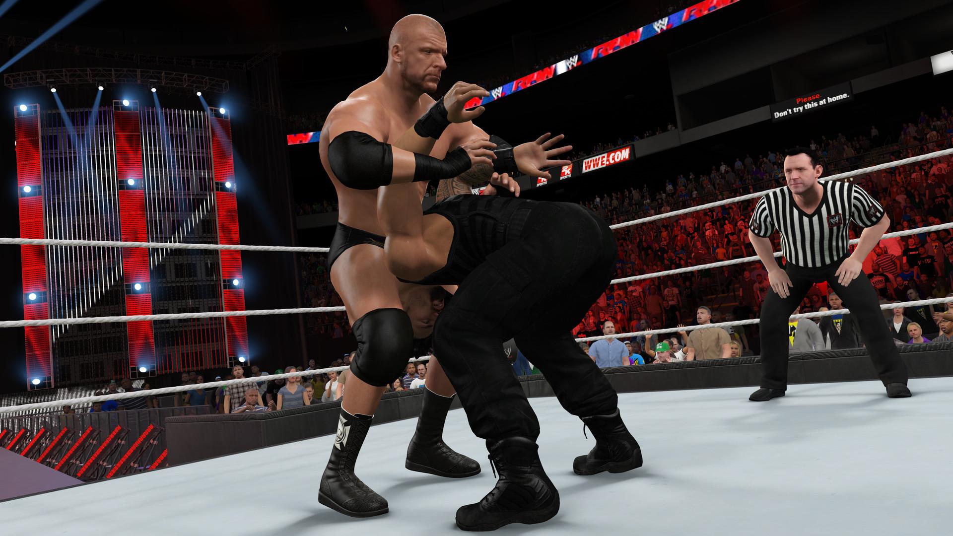 WWE 2K15 | PC | Лицензия