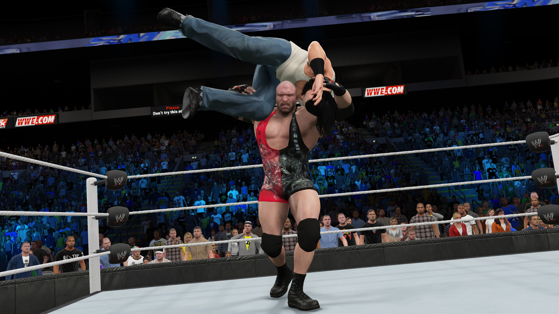 Download WWE 2K15 Full PC Game
