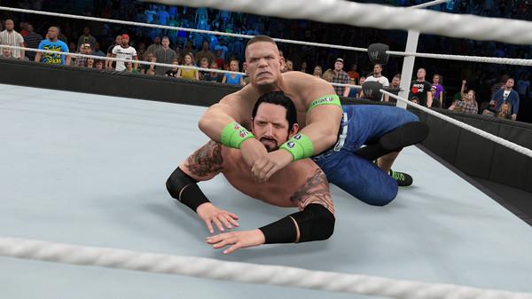 descargar WWE 2K15
