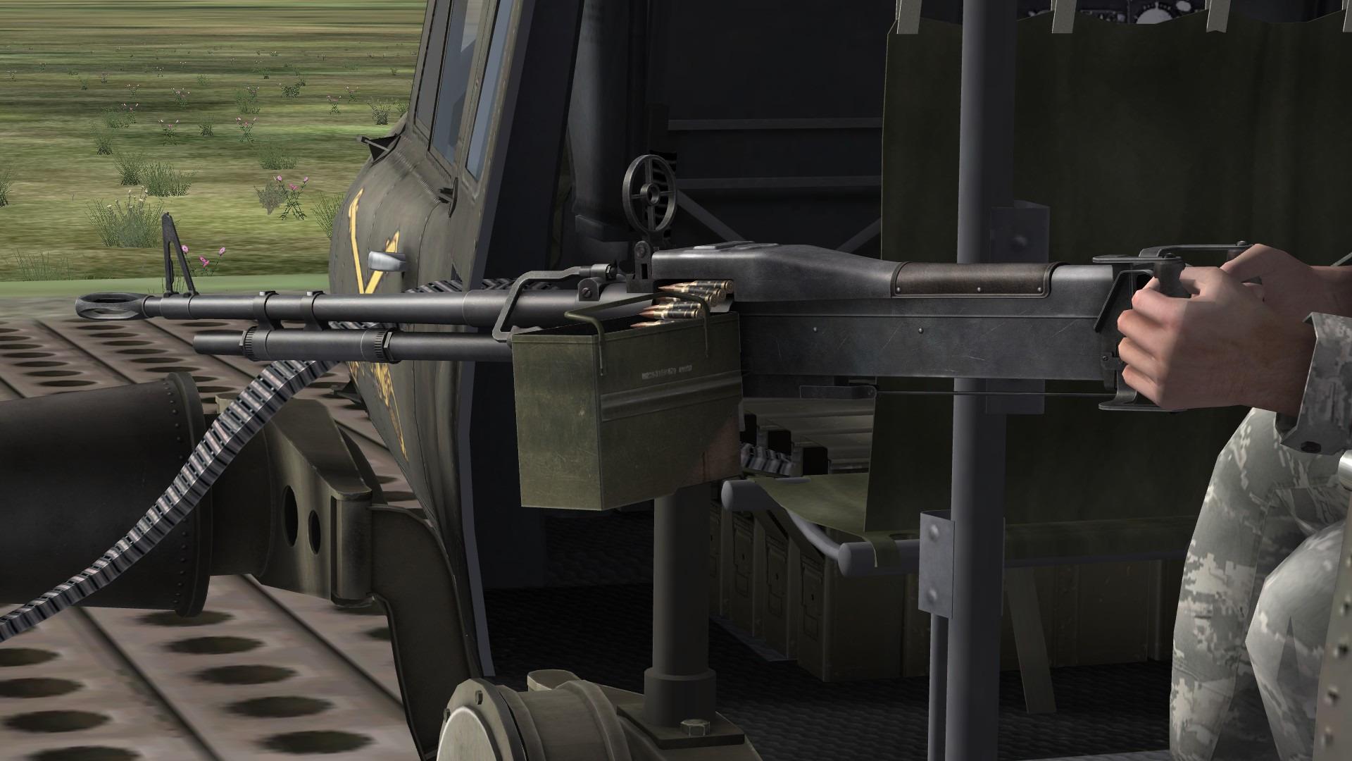 DCS: UH-1H Huey screenshot