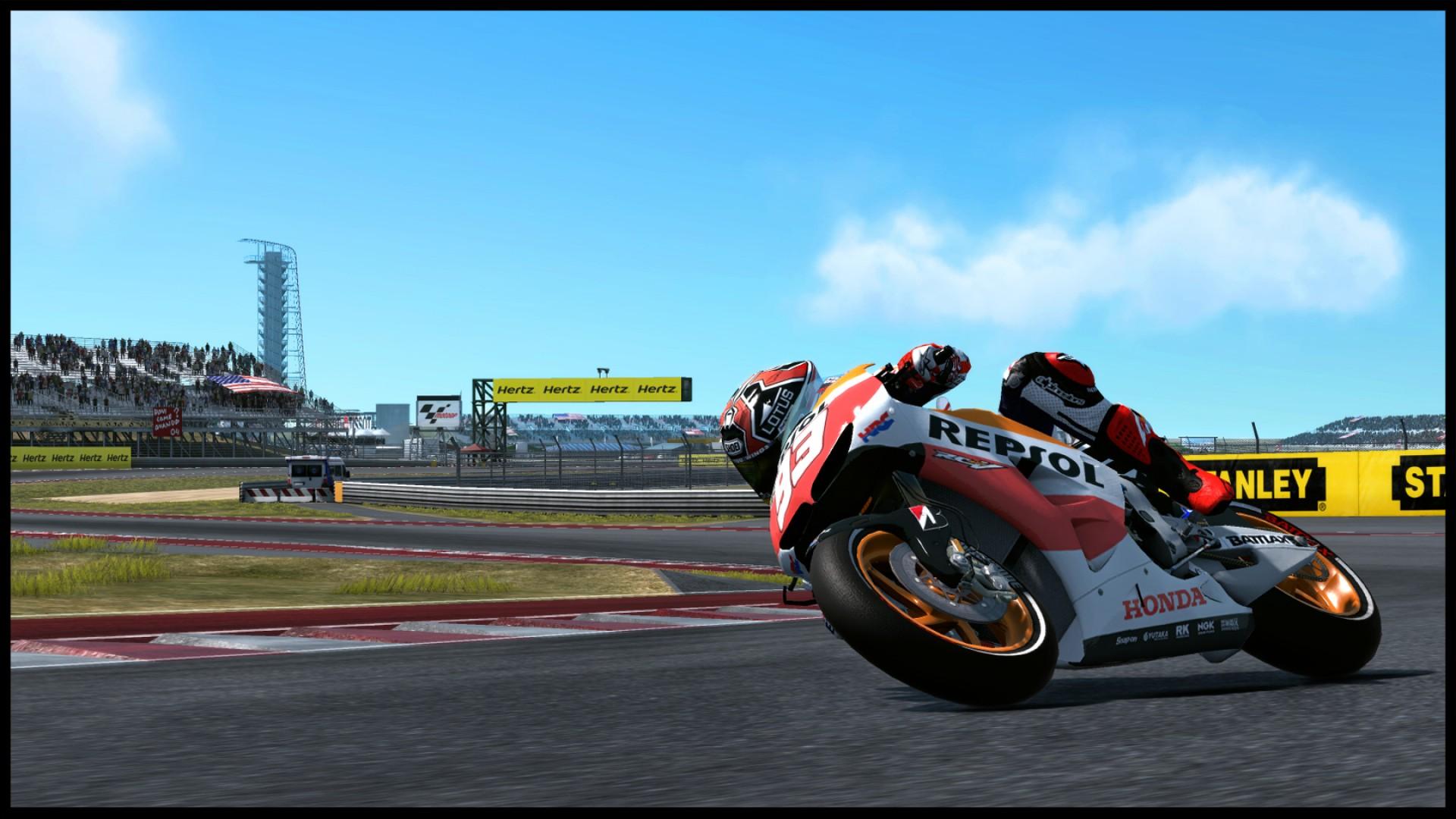 MotoGP13 screenshot