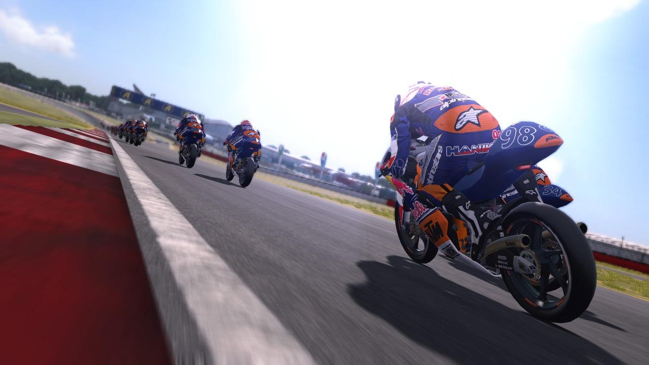 MotoGP13: Red Bull Rookies Cup screenshot