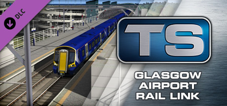 Train Simulator: Glasgow Airport Rail Link Route Add-On