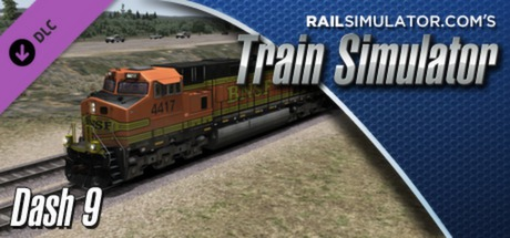 RailWorks BNSF Dash 9 Pack