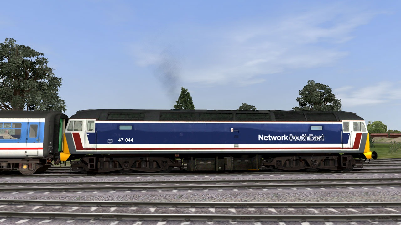 Train Simulator: Network Southeast Class 47 Loco Add-On screenshot