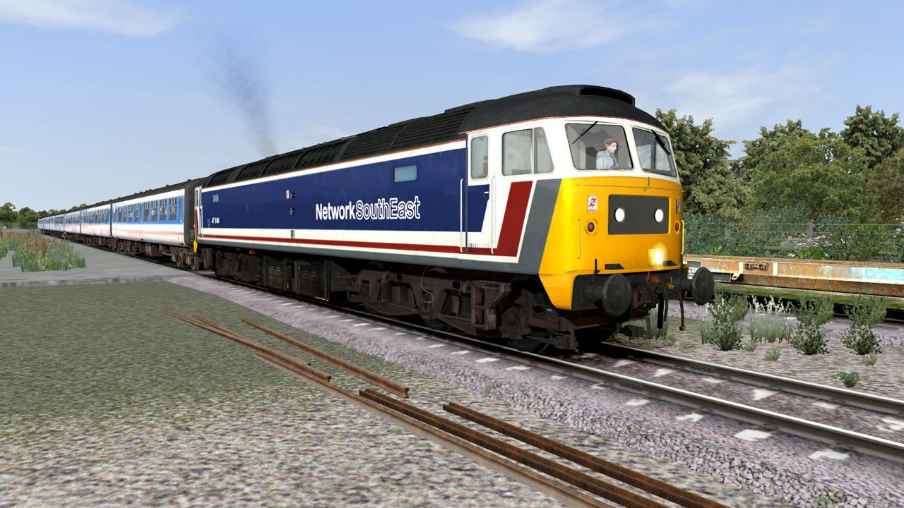 Train Simulator: Network Southeast Class 47 Loco Add-On screenshot