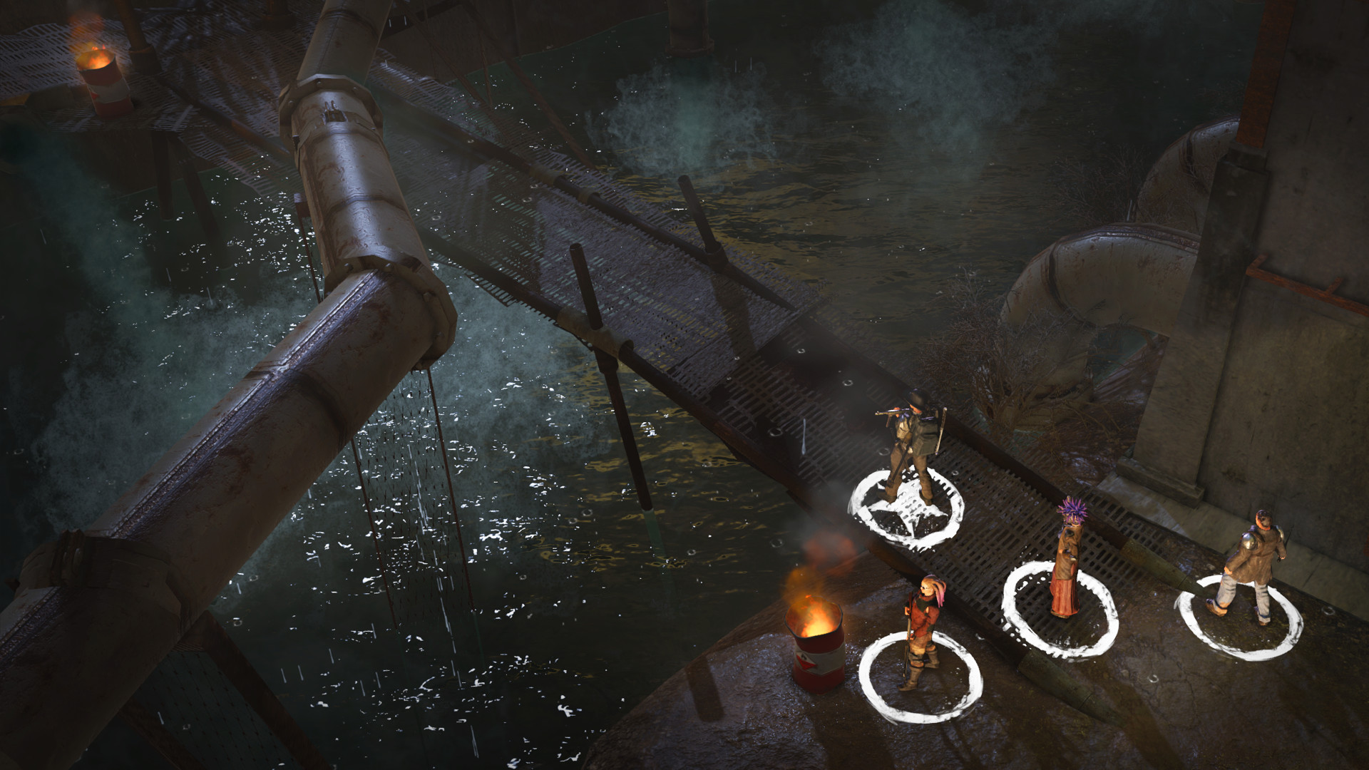 Wasteland 2: Director's Cut (2015) PC | Steam-Rip от R.G. GameWorks
