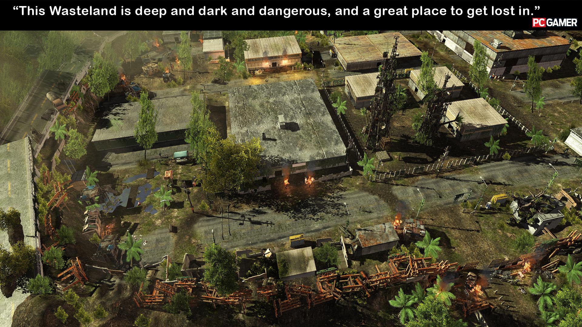 Snapshot of Wasteland 2 Repack