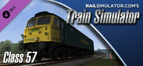 RailWorks Class 57 Add-on