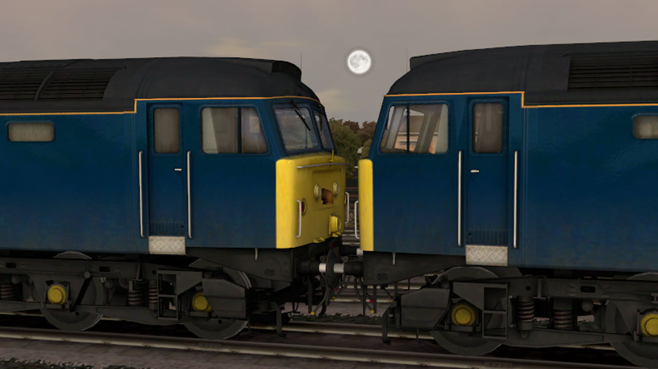 RailWorks Class 57 Add-on screenshot