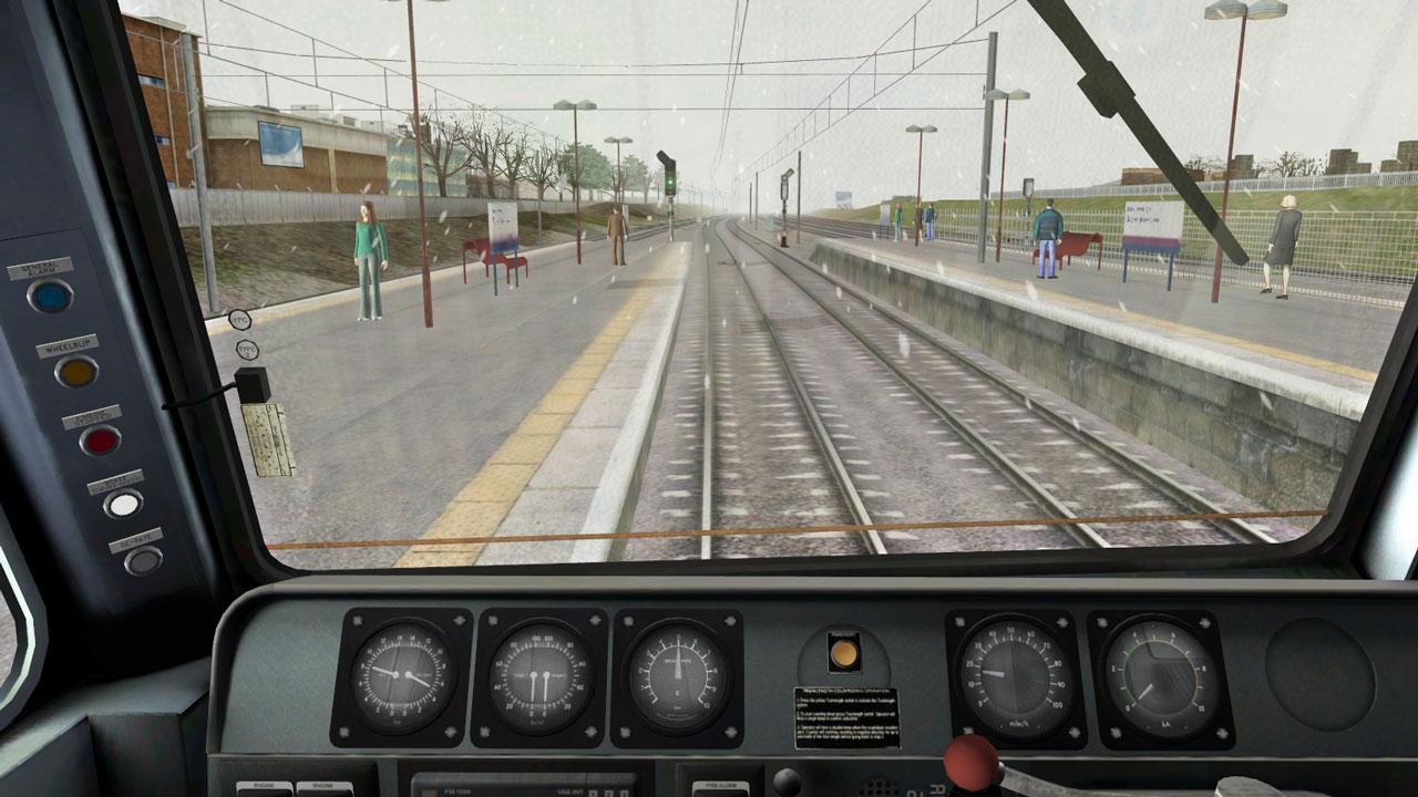 RailWorks Class 57 Add-on screenshot