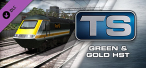 Train Simulator: Green & Gold HST DMU Add-On