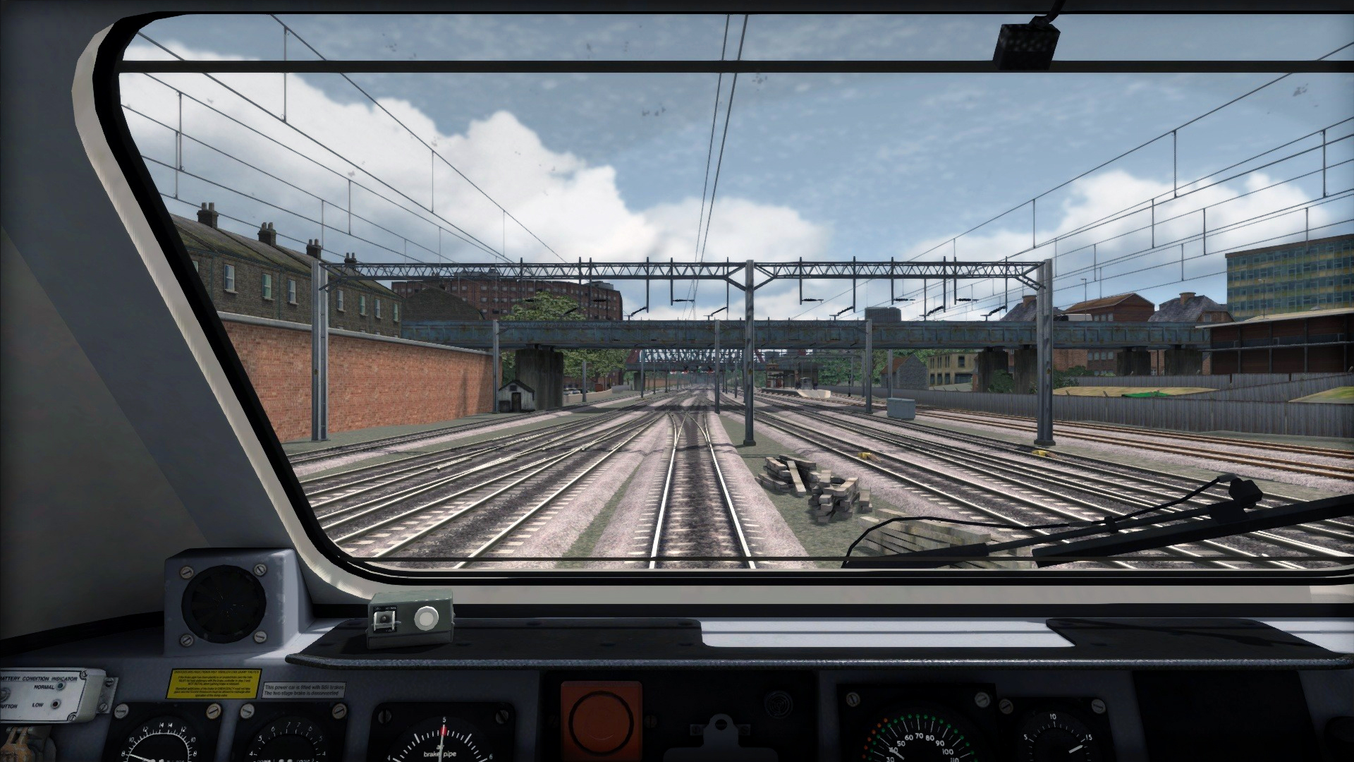 Train Simulator: Green & Gold HST DMU Add-On screenshot