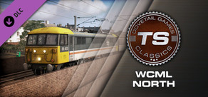 Train Simulator: West Coast Main Line North Route Add-On
