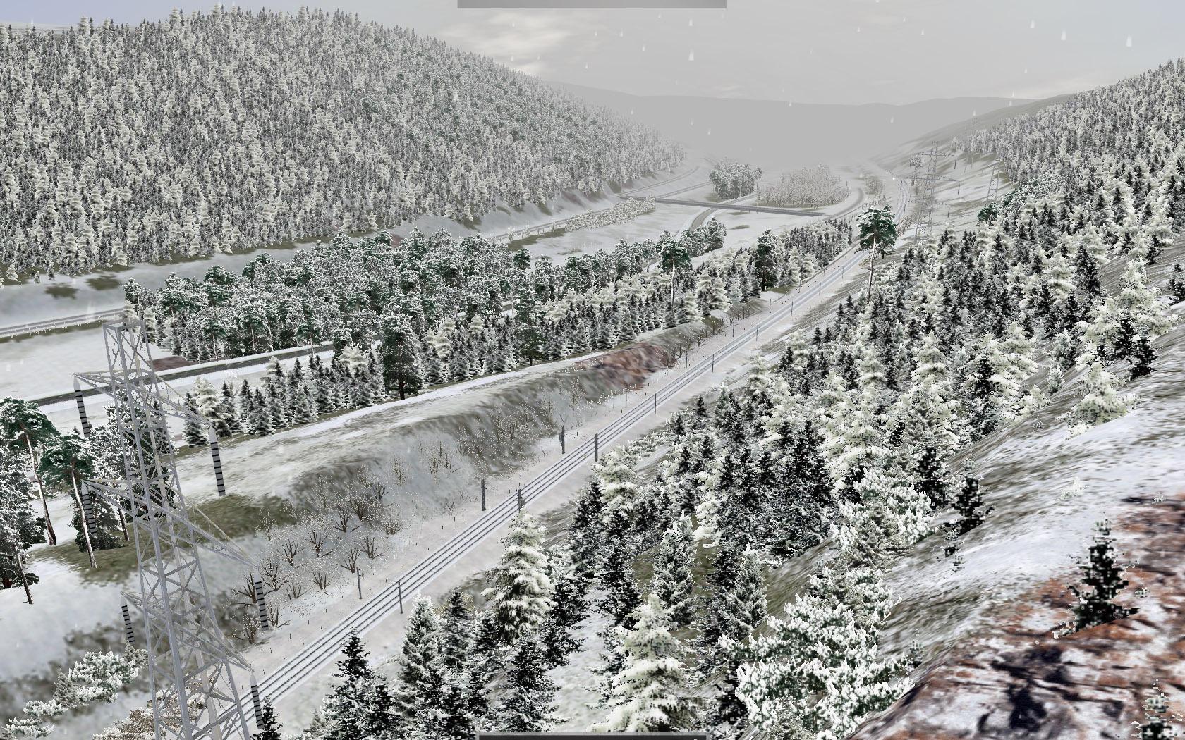Train Simulator: West Coast Main Line North Route Add-On screenshot