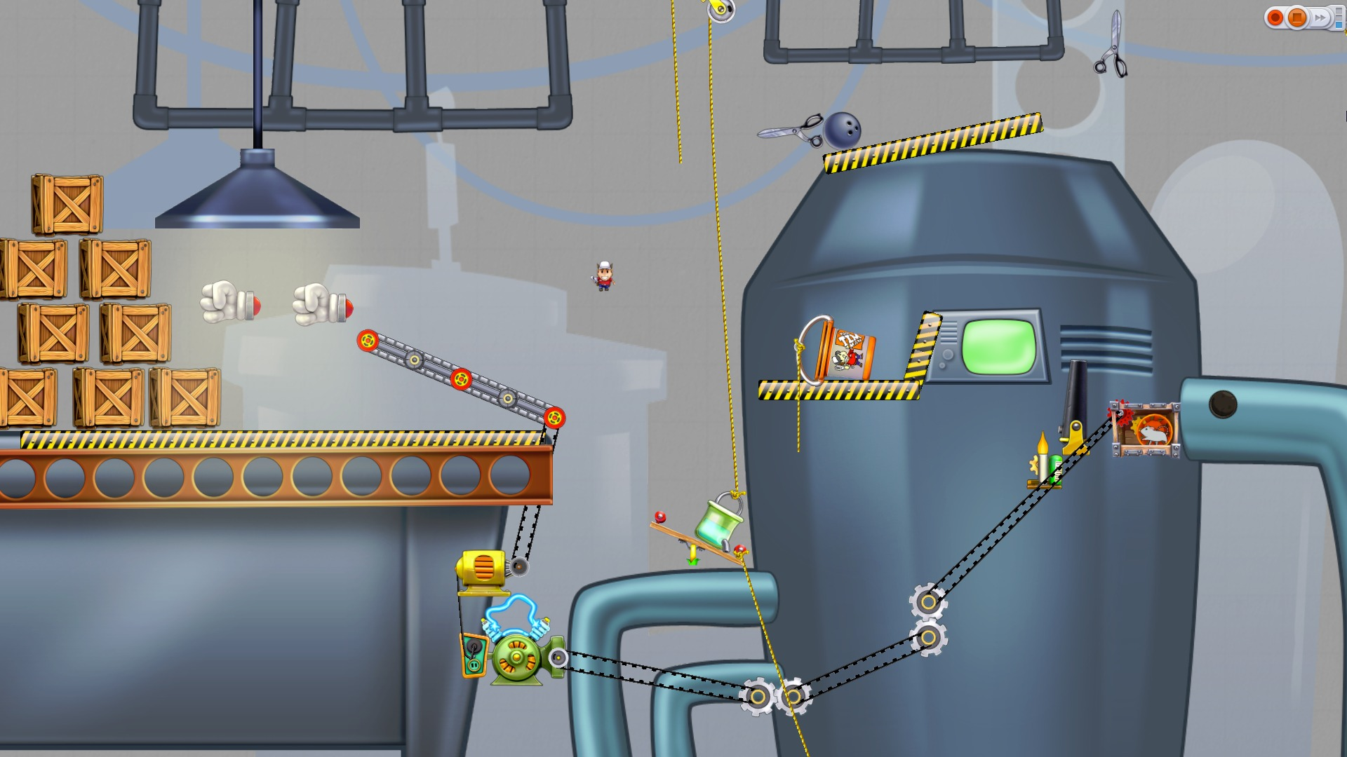 Contraption Maker screenshot