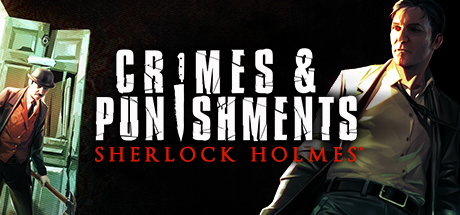 Sherlock Holmes: Crimes and Punishments Header