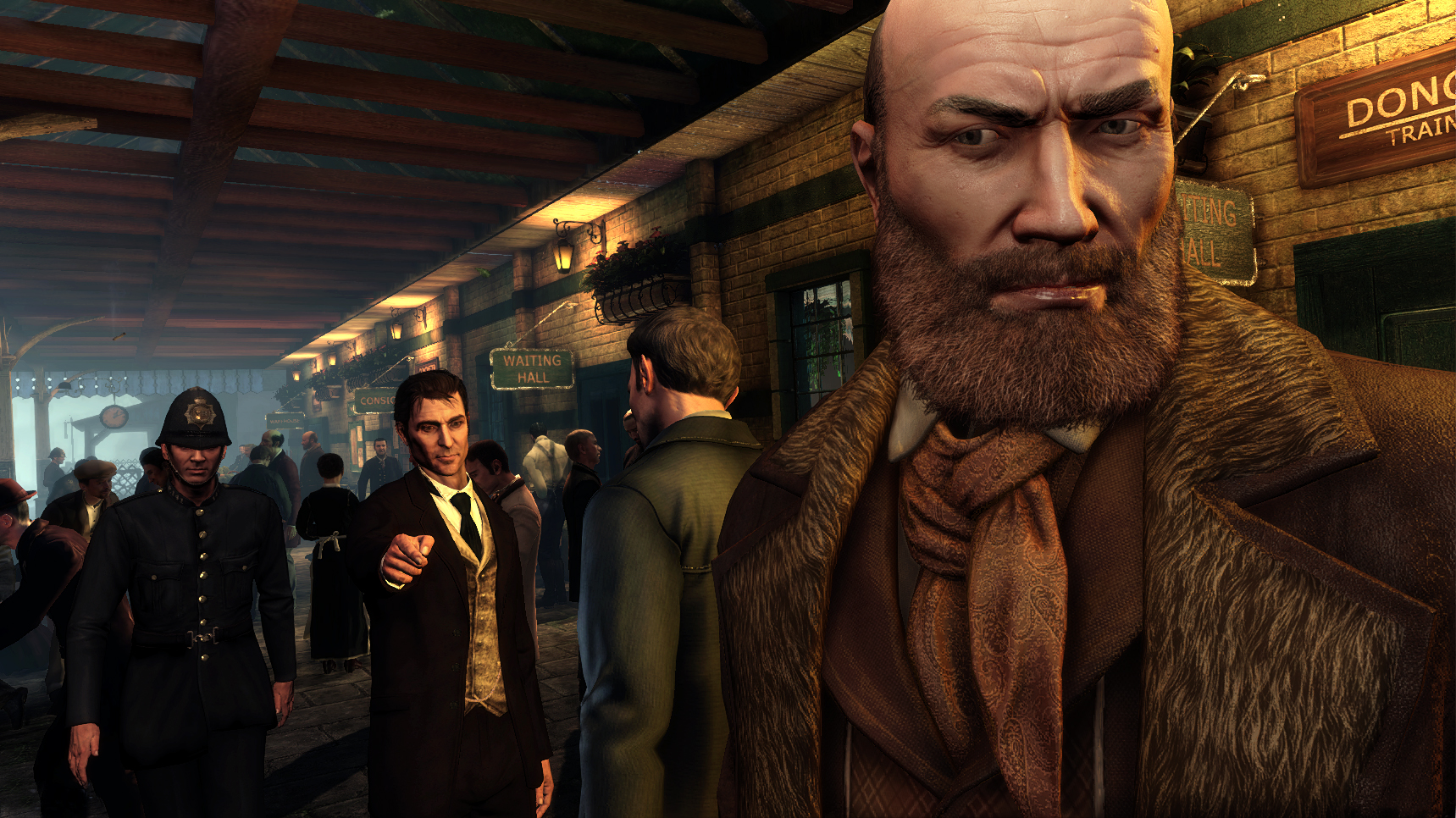 Sherlock Holmes: Crimes and Punishments screenshot