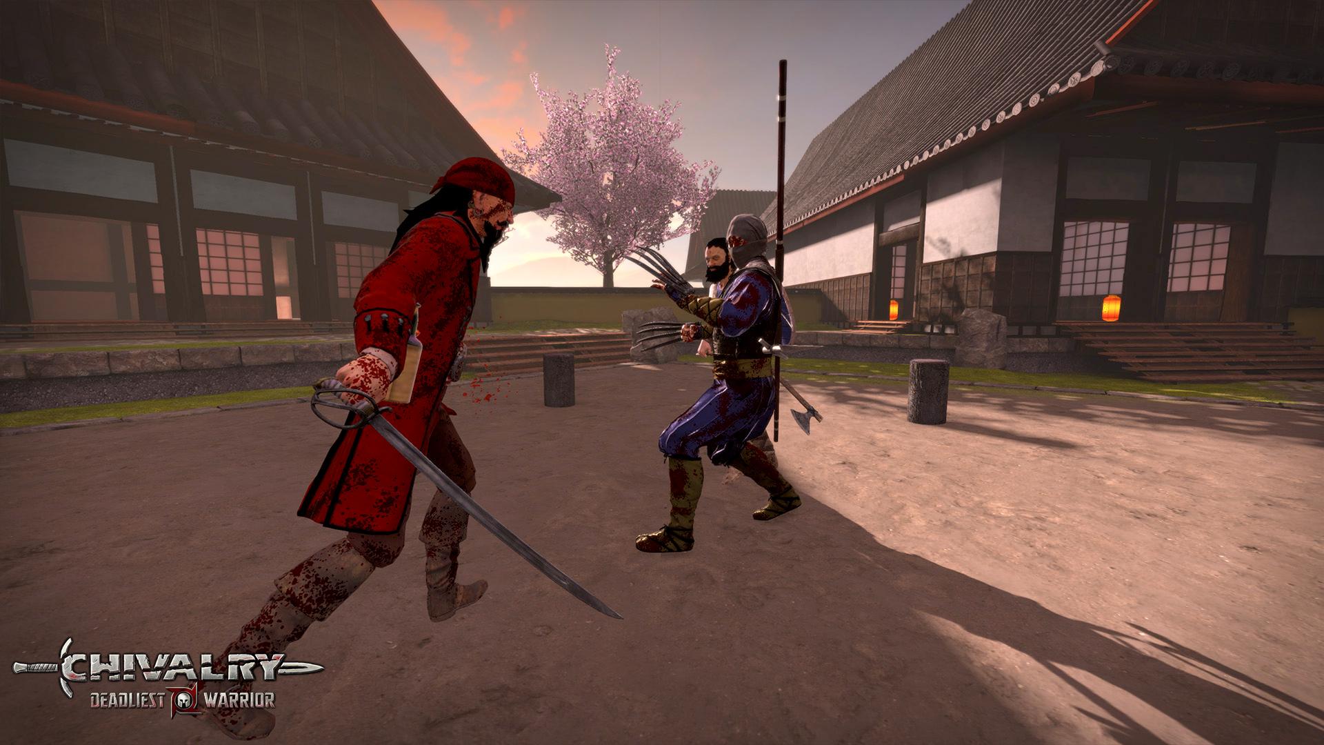 Chivalry: Deadliest Warrior screenshot