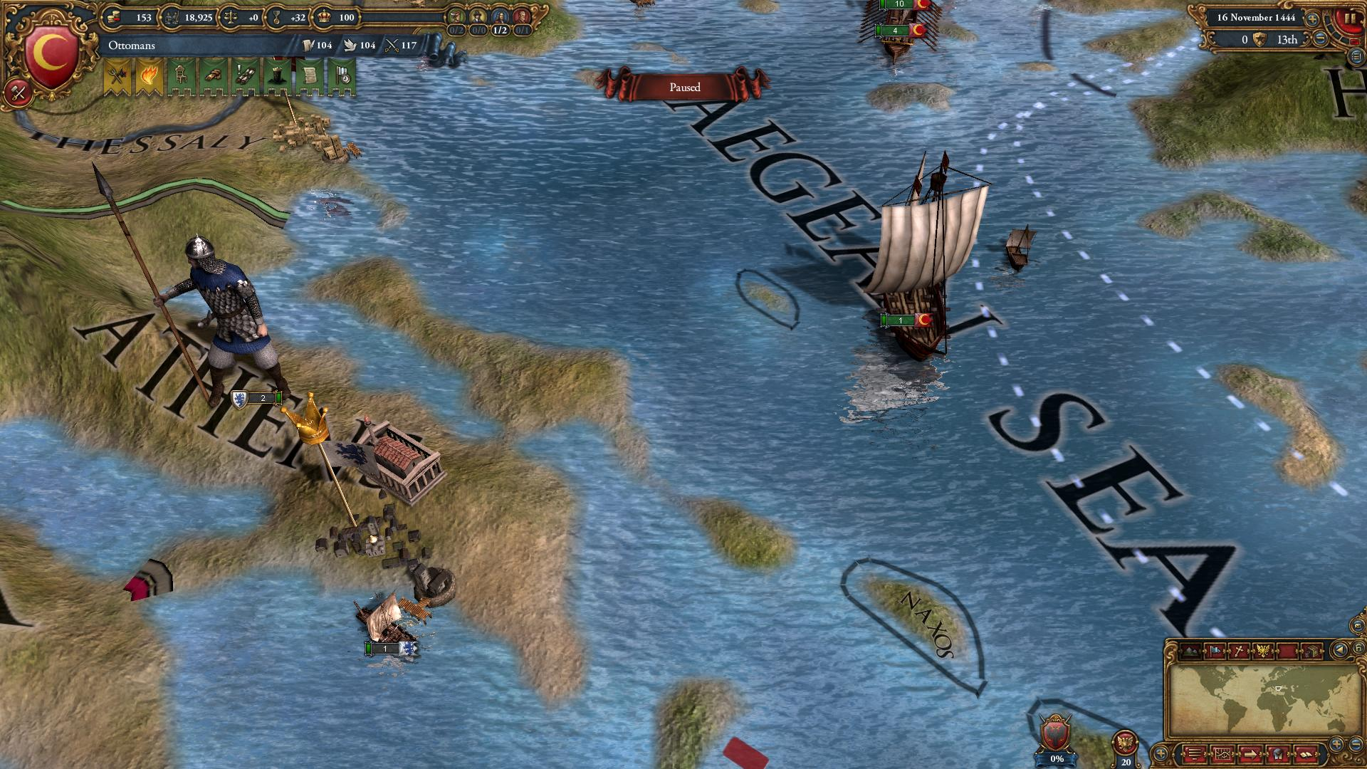 Europa Universalis IV: National Monuments II screenshot