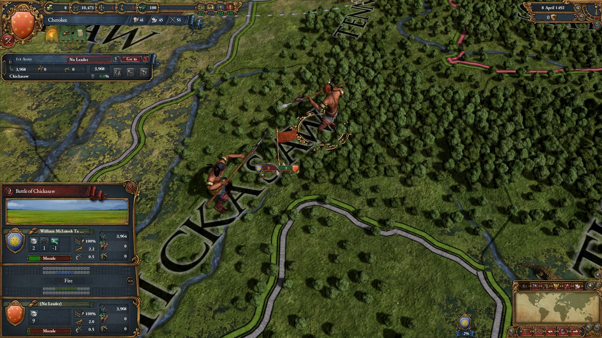Expansion - Europa Universalis IV: Conquest of Paradise screenshot