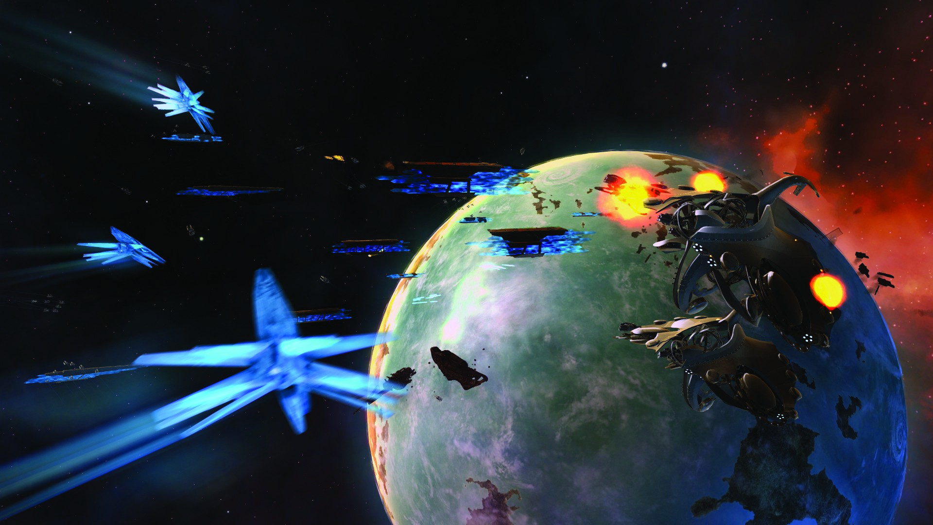 Endless Space - Disharmony screenshot
