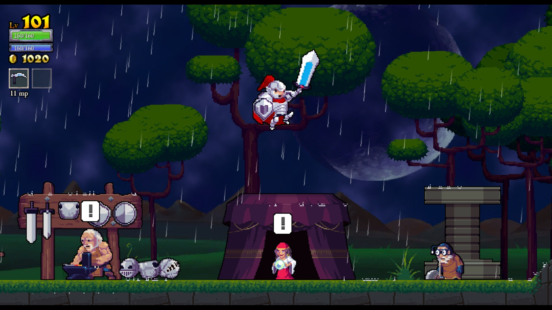 Rogue Legacy screenshot