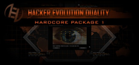 Hacker Evolution Duality: Hardcore Package Part 1 DLC game image