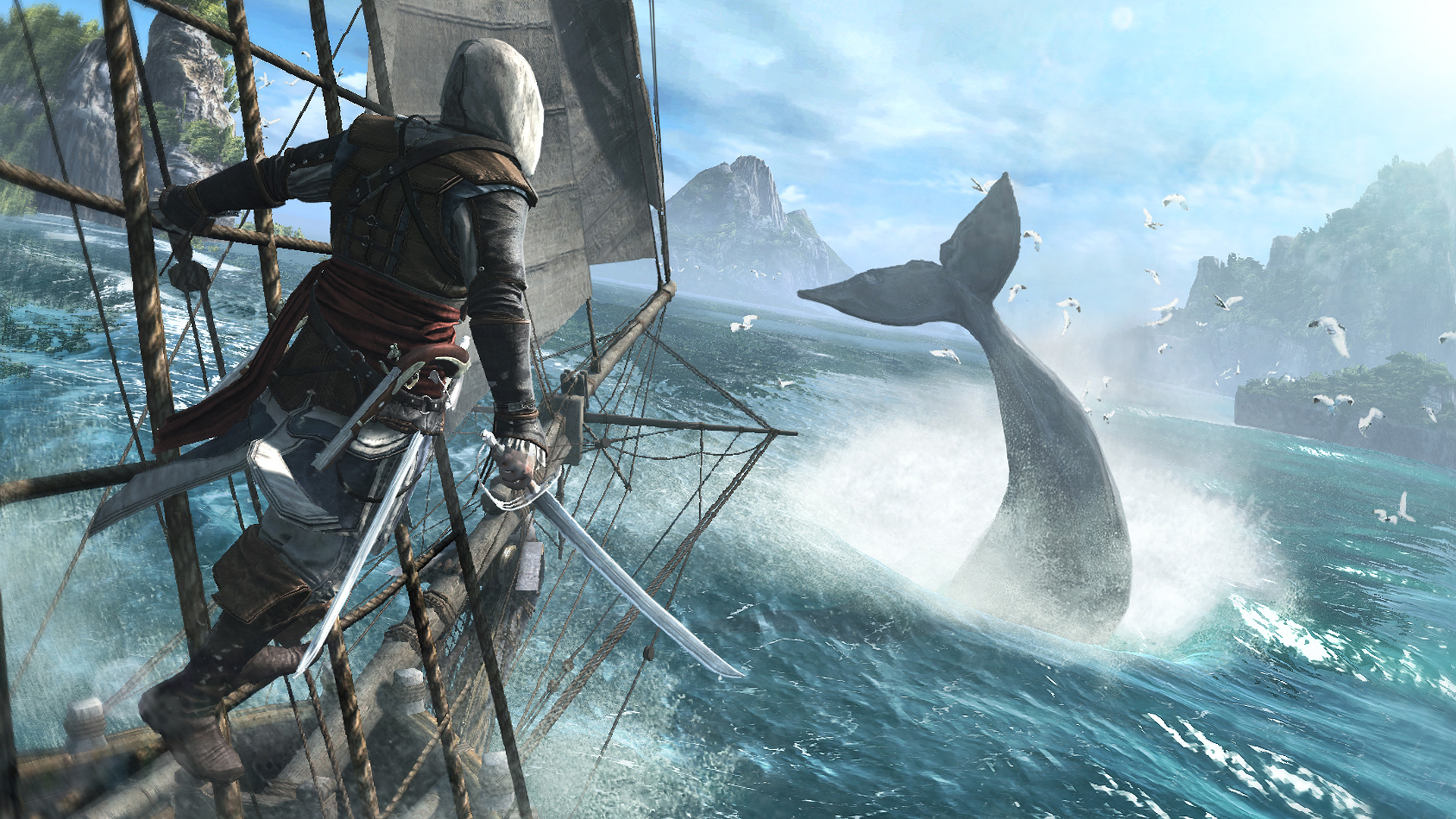 Assassin's Creed IV: Black Flag. Digital Deluxe Edition [Steam-Rip] [2013|Rus|Eng|Multi15]