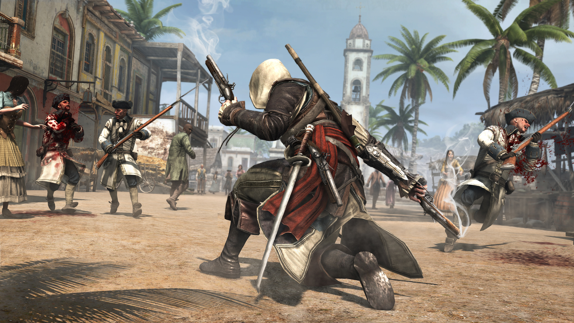 Assassins Creed IV: Black Flag (RUS/ENG/MULTI15) [REPACK]