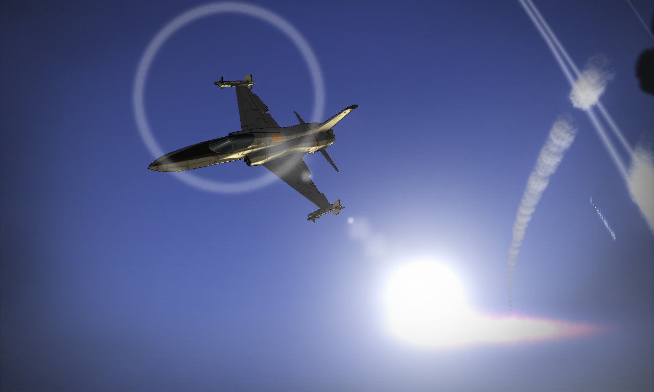 Vector Thrust screenshot