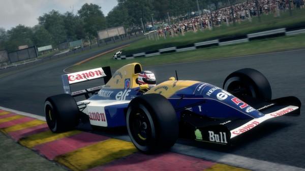 скриншот F1 Classics: 1990s Pack 3
